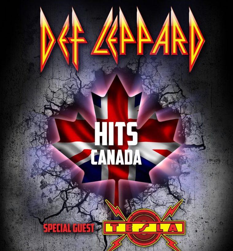 Def Leppard 2019 Tour Dates In Europe Canada Usa Vegas